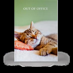 Märkmik OUT OF OFFICE